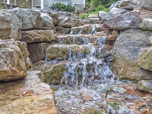 Waterfall, South Chesterfield, VA