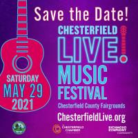 Chesterfield LIVE! Music Festival Announces 2021 Event Date
