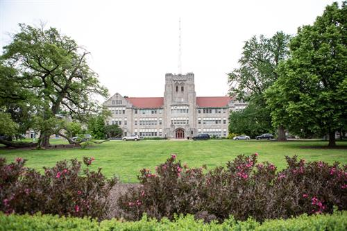 University of Evansville Olmsted Hall