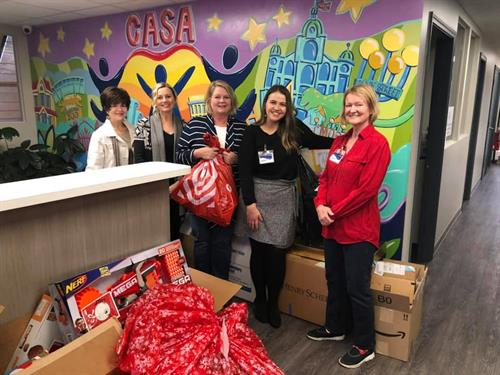 Care & Share 2019 Casa Christmas Donation