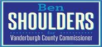 Ben Shoulders for County Commissioner