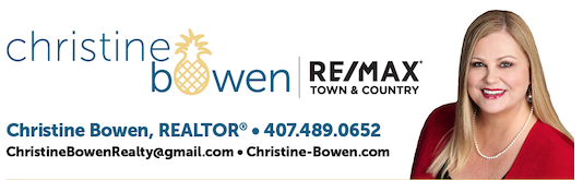 Christine Bowen REALTOR® of RE/MAX Town & Country Realty