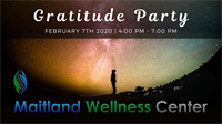 Gratitude Party 2020 - Maitland Wellness Center