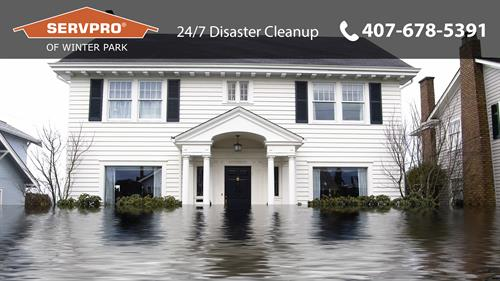 Water damage is our speciality
