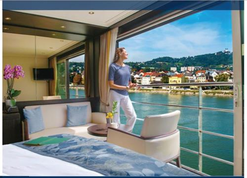 River cruising in Europe is the ultimate combination of relaxation, stimulation & fascination!