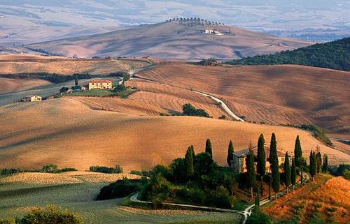 How about a week under the Tuscan sun? Villas are wonderful to rent, especially for groups of friends or family members.