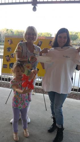 One of our members won a Mother's Day Retreat at the Omega Center in Rhinebeck, NY