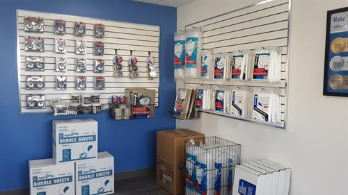Our retail products are convenient and comparably priced