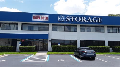 Welcome to Home Star Storage Orlando