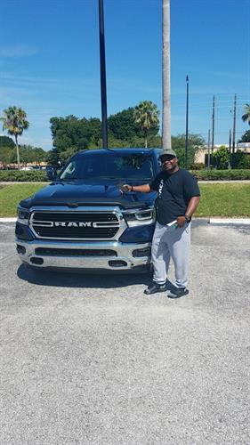 Member with Truck loan