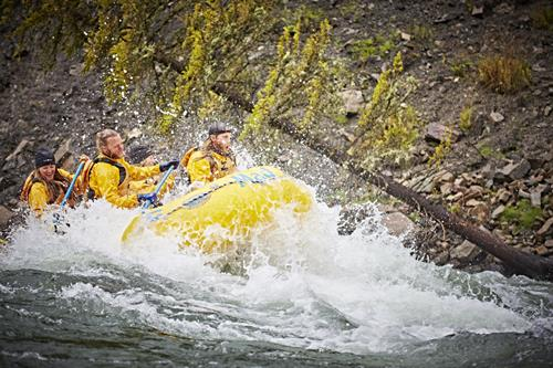 Whitewater Thrills