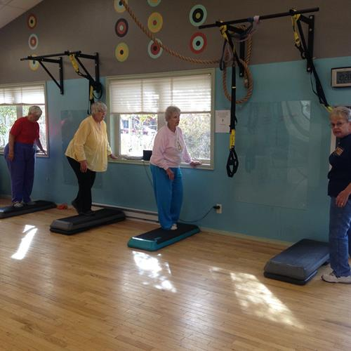 Stability, Mobility, and Strength Class