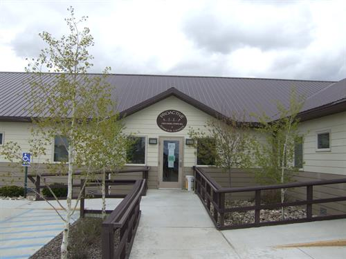 Pinedale Proactive Building