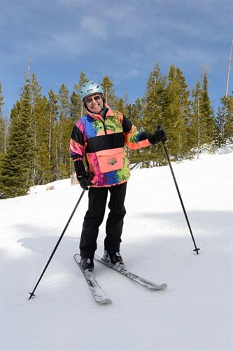Skiing for all ages and skill levels