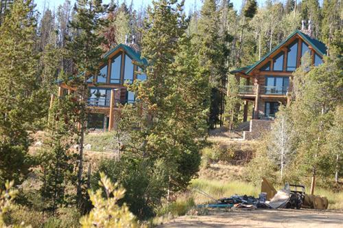 Cabins at White Pine
