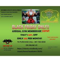 Black friday gym membership deals 2018