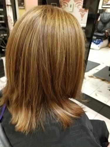 Haircut, Highlight, Tone and, Style