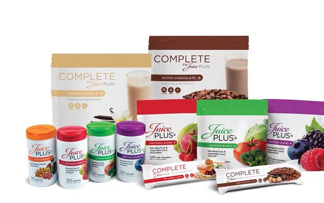 Juice Plus-Cathy Holcombe