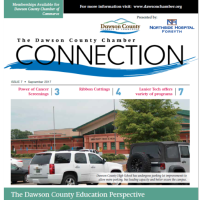 Connect Dawson Newsletter Volume 7