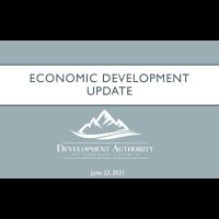Economic Development Report June 2021