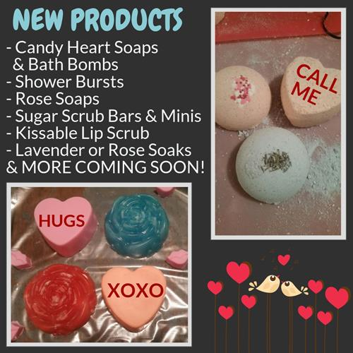 Valentine's 2017 Products