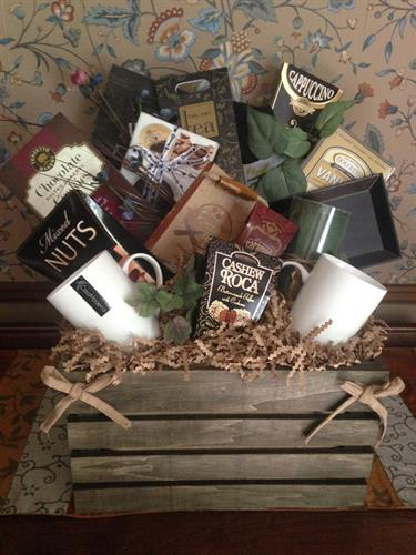 Lovely House Warming Basket