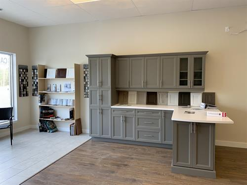 Authorized Dealer for Cabinetsmith Kitchen office display