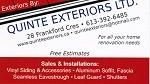 Quinte Exteriors Ltd