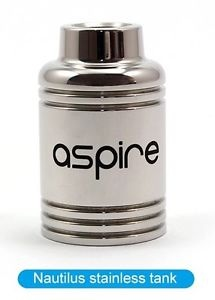 Aspire nautilus stainless replacement tank