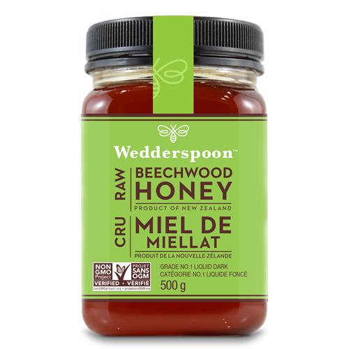 Raw Beechwood Honey from New Zealand - Unpasteurized