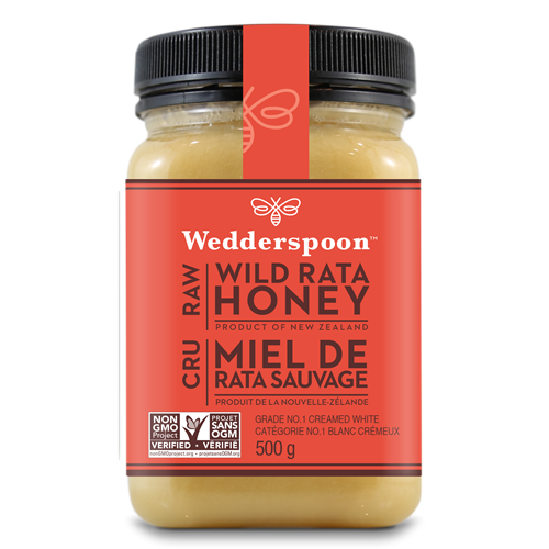 Raw Rata Honey from New Zealand - Unpasteurized