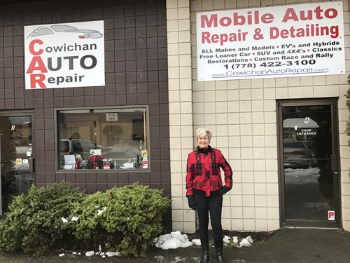 Welcome to Cowichan Auto Repair
