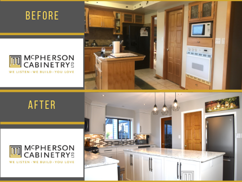 Check out this kitchen before and after