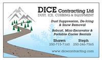 Dice Contracting Ltd