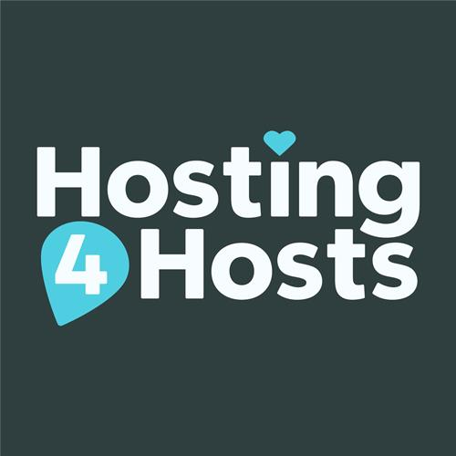 Hosting 4 Hosts Social Media Icon