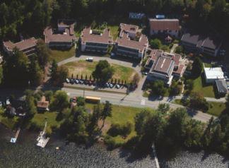 23 acre campus