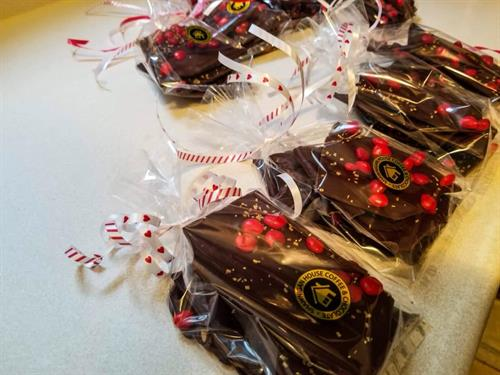Holiday and special occasion chocolates - great for gifting.