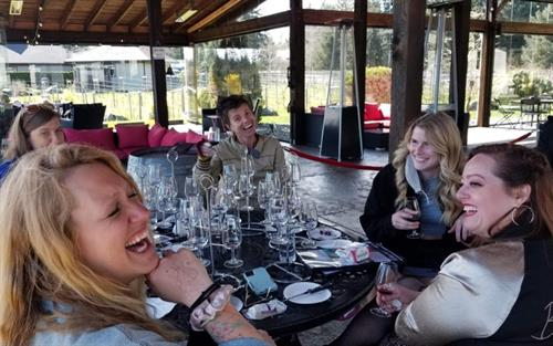 Nothin' To Wine About Courtenay Winery Adventure