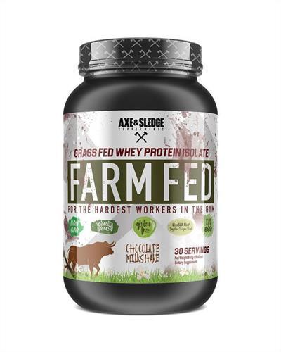Farm Fed Whey Protein Isolate