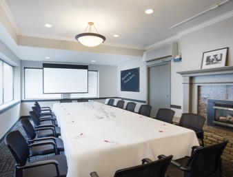 Fireside Meeting Room