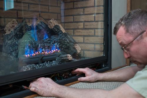 Veridis Fireplace Service