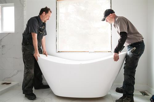 Veridis Bathroom Renovation