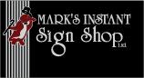 Mark's Instant Sign Shop