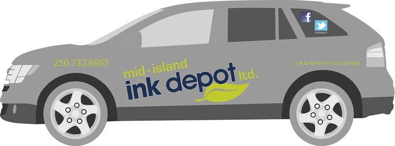 Mid-Island Ink Depot