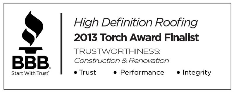 High Definition Roofing Ltd