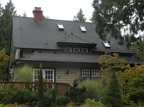 Roofing Duncan Eurolite Shake Eco-Friendly Rubber Roofing