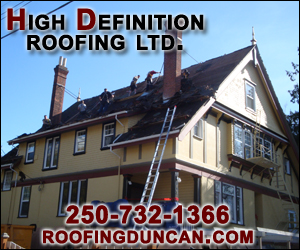 Roofing Duncan