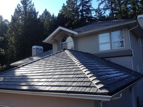 Roofing Duncan Enviroshake Eco-Friendly Roofing