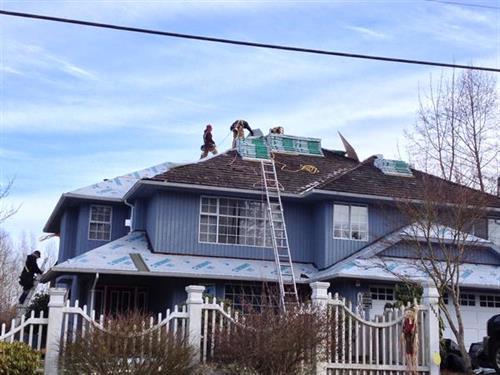 Roofing Duncan Cedar Conversion