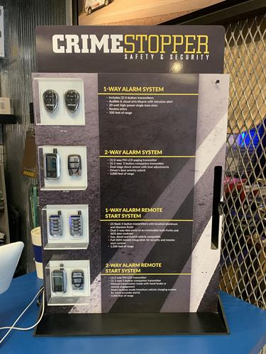 Crime Stopper Safety & Security